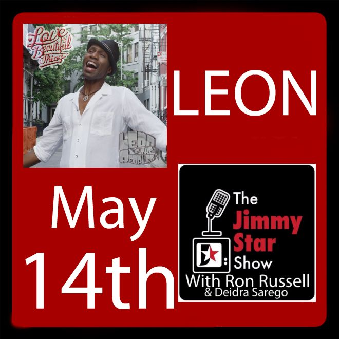 Leon on The Jimmy Star Show