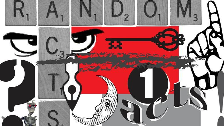 Random Acts by Fringe Theatre Co May 9-31