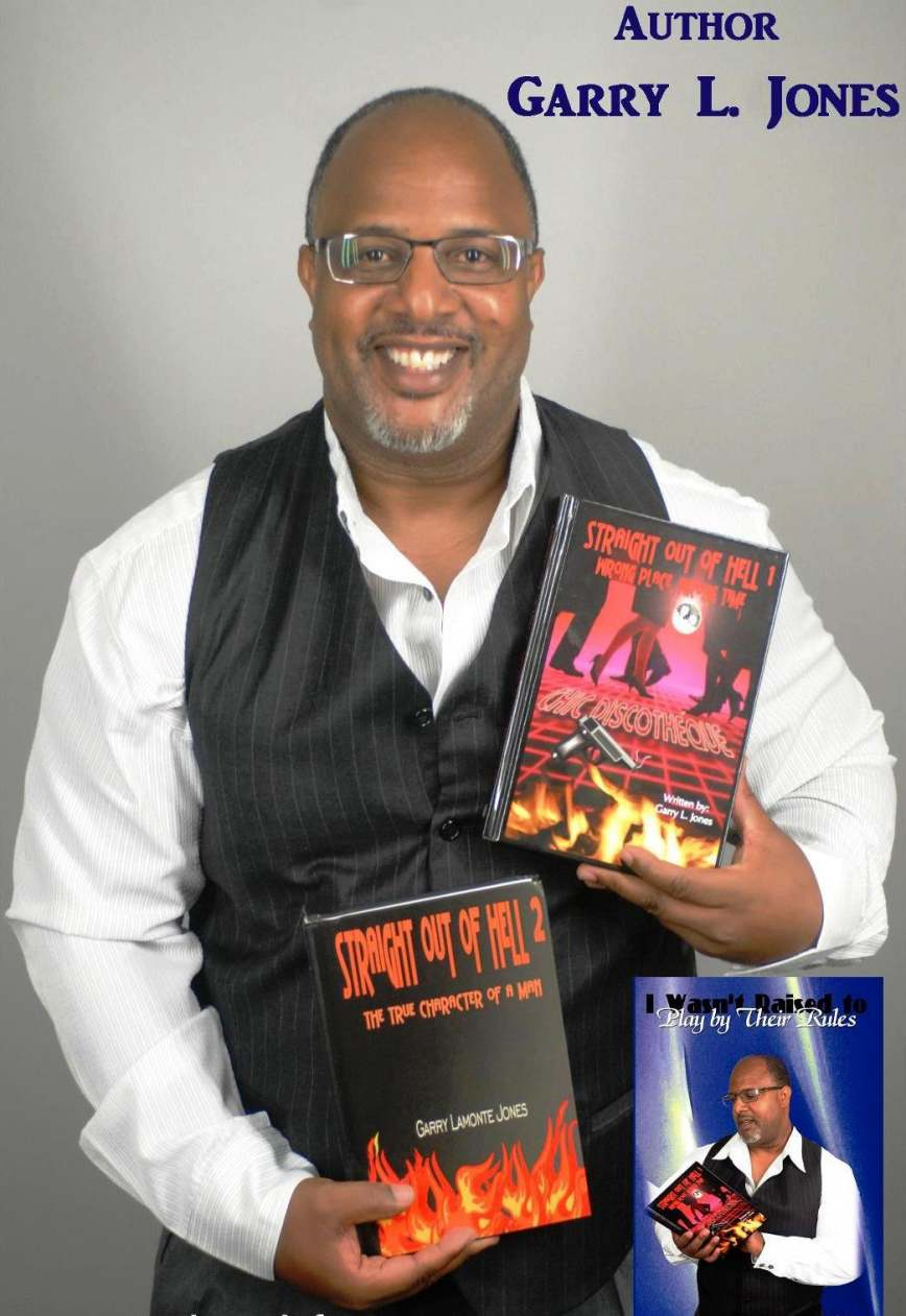 Author Garry L. Jones
