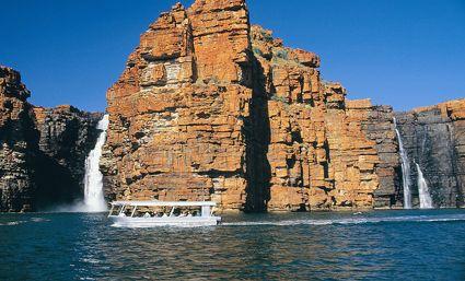 Exploring waterfalls of Kimberly
