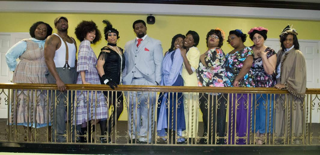 The Color Purple is currently preparing for a ten city tour