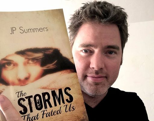 """Composer Robert Duncan (""""Castle"""") shows support for """"The Storms That Fated Us"""""""