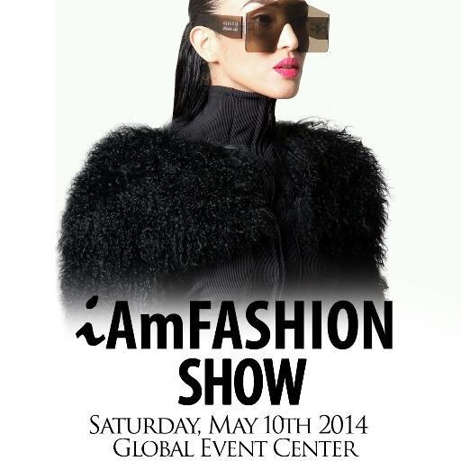 Naima Mora hosts iAm Fashion Show