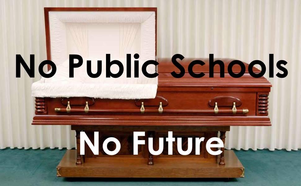 'Mock Funeral' Friday 5/9 For Philadelphia Public Schools