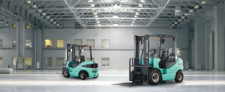 Forklift jobs in Miami