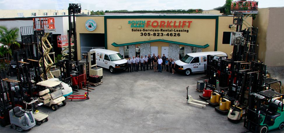 South dade forklift jobs in miami