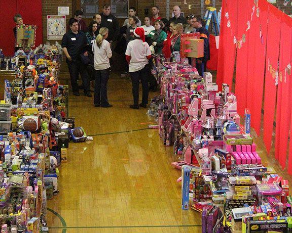 Giftmart waiting to open doors to shoppers