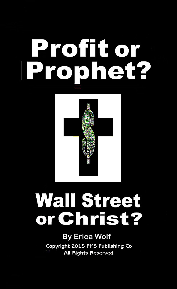 Profit Or Prophet - Wall St or Christ - is FREE this Sunday, May 11th on Amazon!