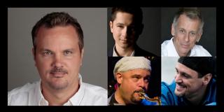 Mike Pope, Eldar Djangirov Joe Locke, Bob Franceschini & Mauricio Zottarelli