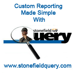 Stonefield Query Enterprise Web Version