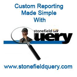 Stonefield Query Enterprise Web Version