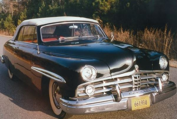 1949 Lincoln - 1 of 8 in existence