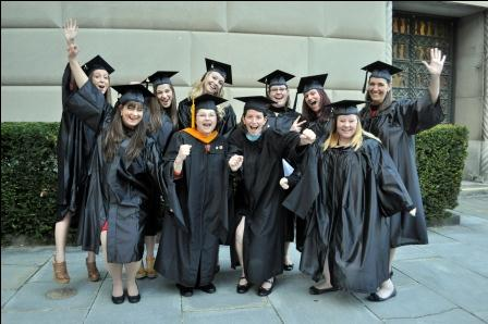 Class of 2014 OTA Students