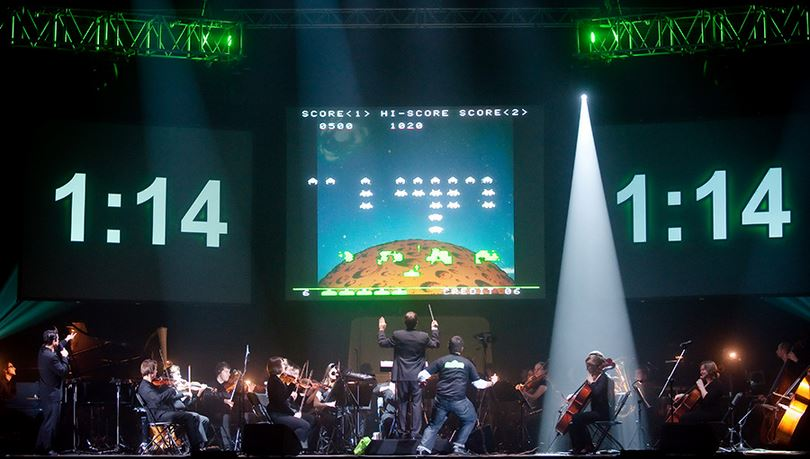 VIDEO GAMES LIVE on May 17