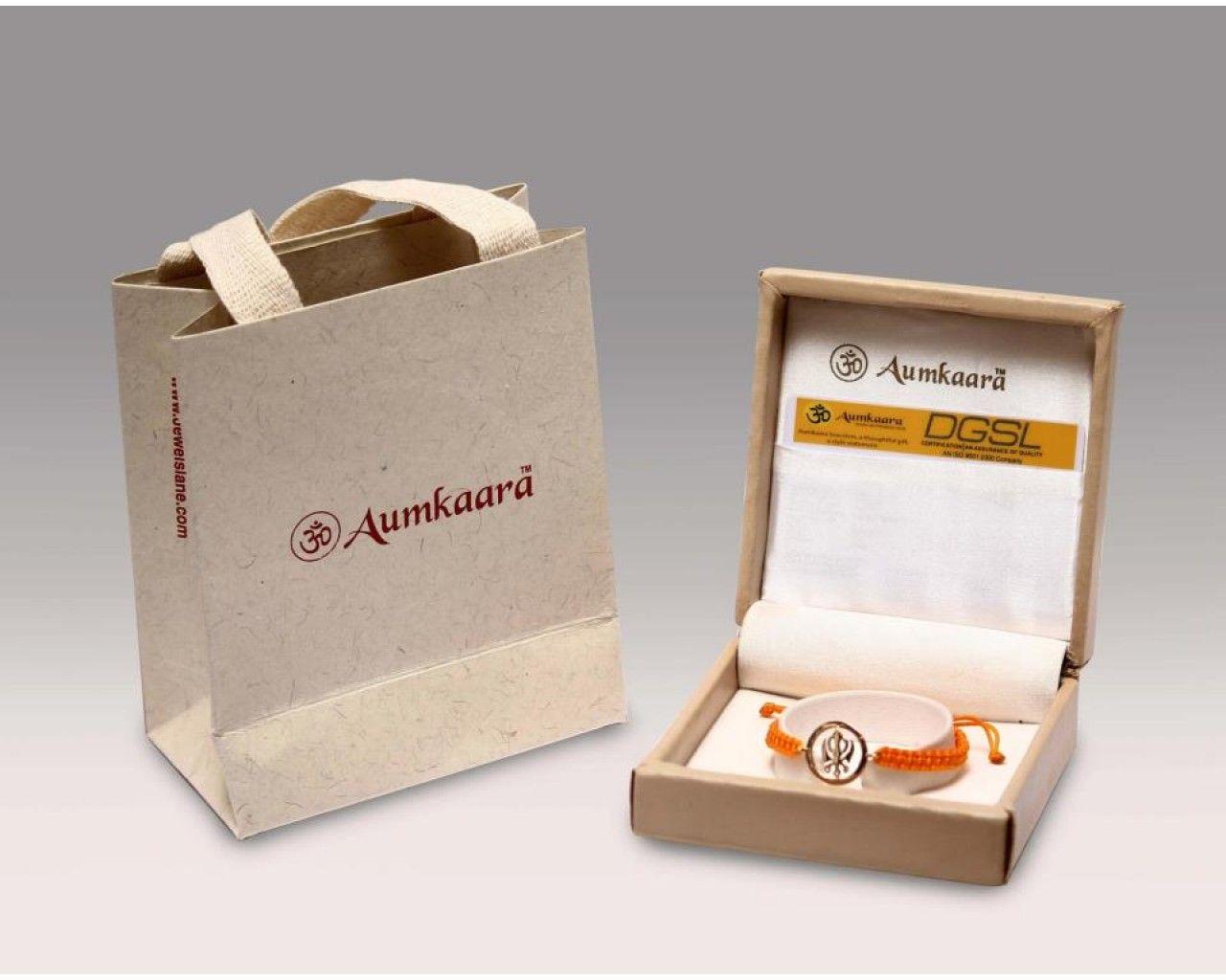 khanda Bracelet gift