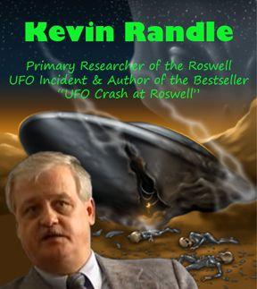 Kevin Randle - UFO Expert