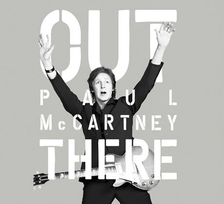 Paul McCartney Out There Tour - Minneapolis - Target Field