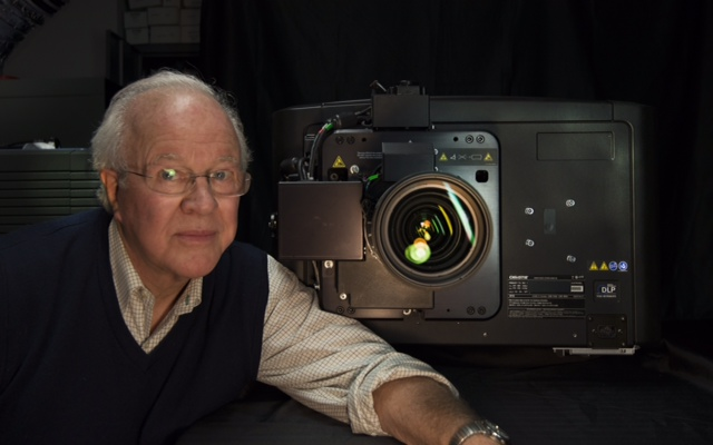 Filmmaker Douglas Trumbull screening UFOTOG