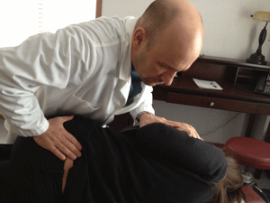 Dr. Michael C. Lyons, Chiropractor in Boardman Ohio