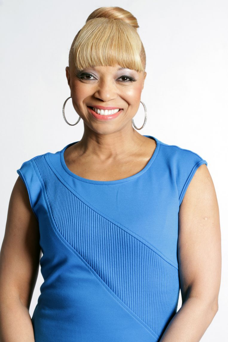 WIFTA member Carol Blackmon of Atlanta's Majic 107.5 / 97.5