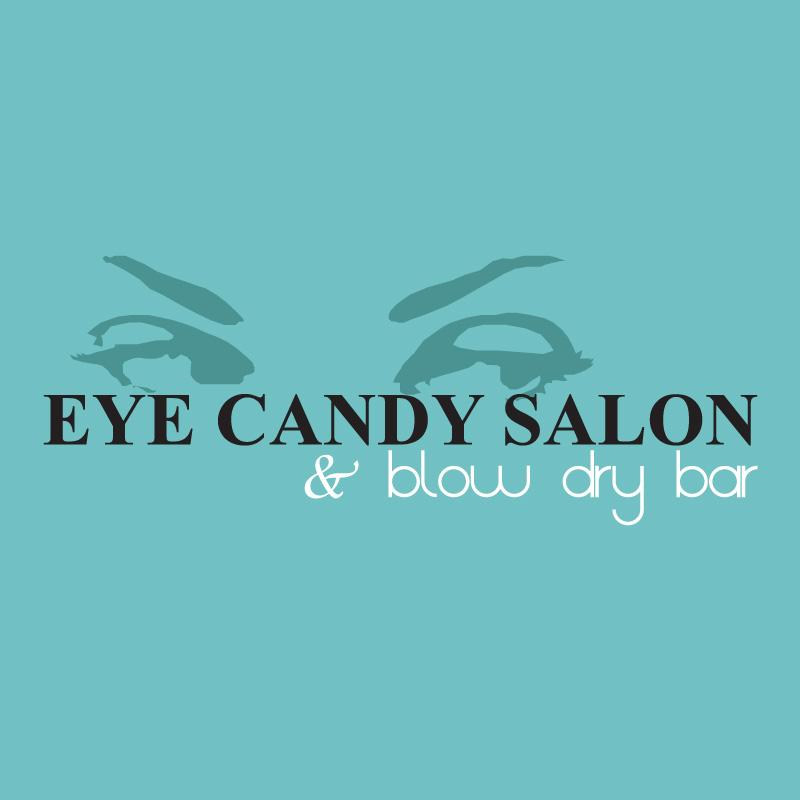 Wedding Hair & Make-Up at Eye Candy Salon & Blow Dry Bar