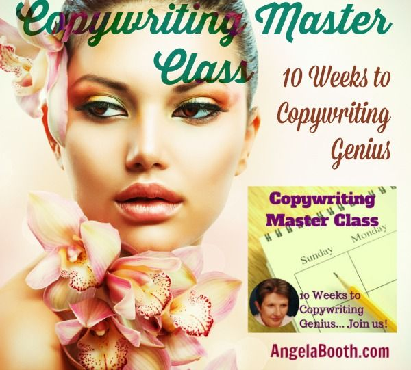 Copywriting Master Class – Ten Weeks to Copywriting Genius