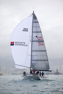 Le French May/ Societe General Spring Regatta (RHKYC / Guy Nowell)
