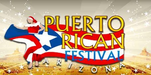 Puerto Rican Festival Flyer May 2014