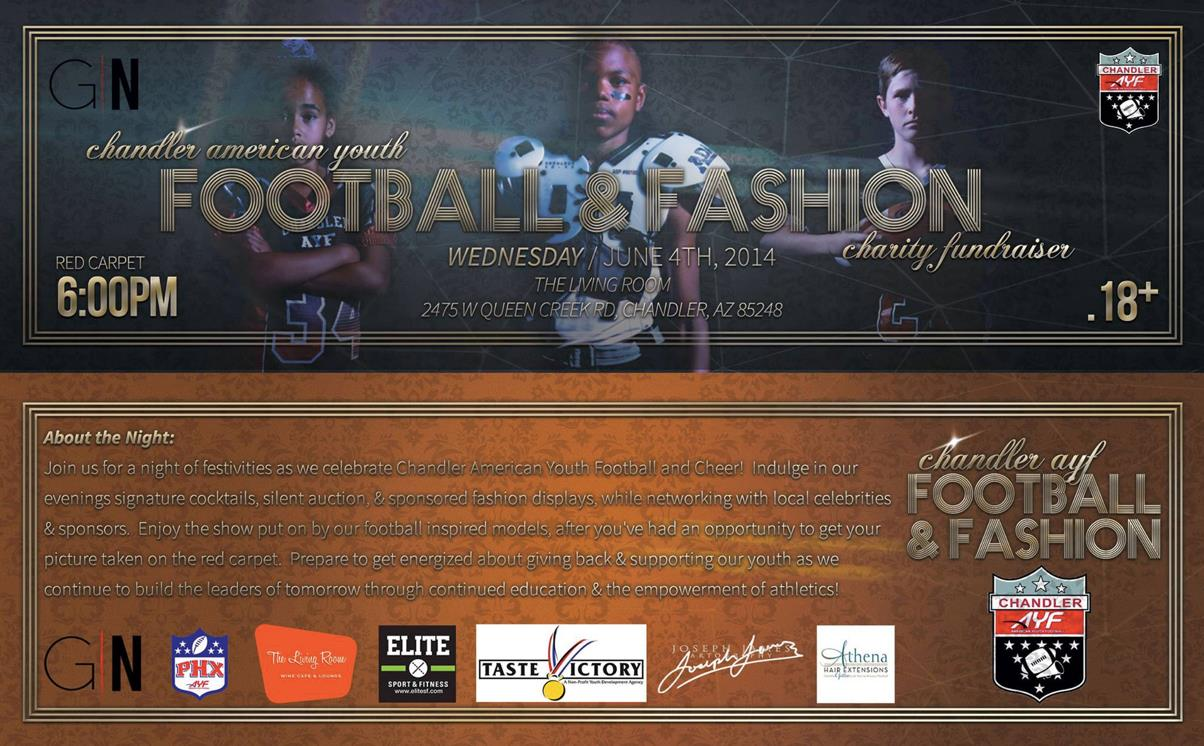 Football & Fashion for a Cause