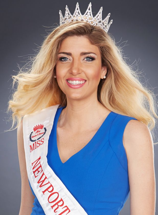Victoria Leclear Miss Newport Beach Wins 1st Runner Up At