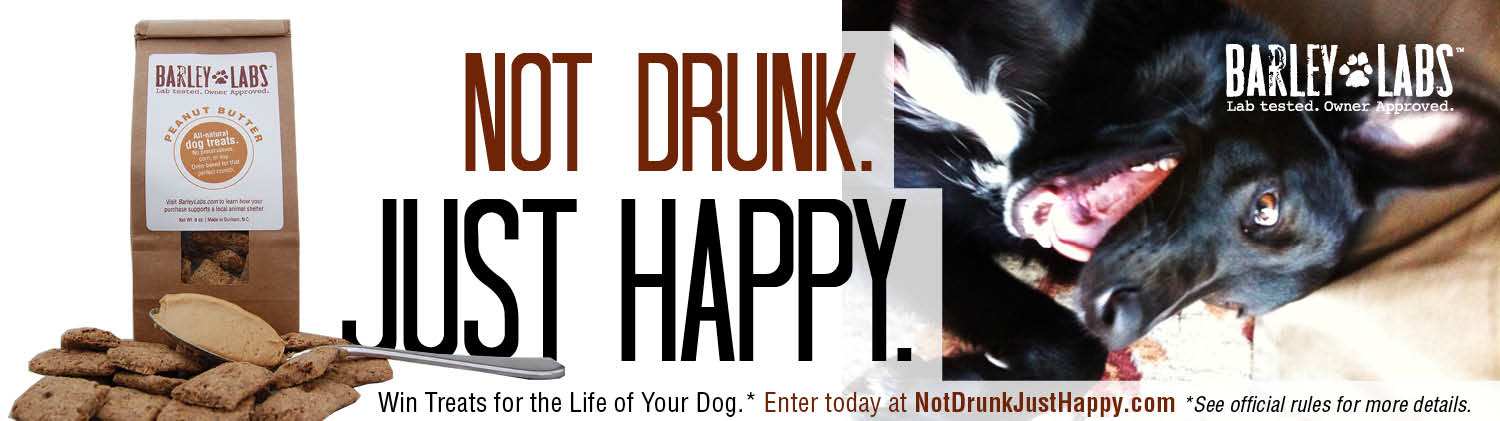 Barley Labs Not Drunk Just Happy Video Contest