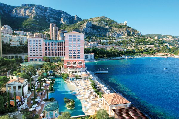 Monte-Carlo Bay Hotel and Resort, Monaco. Photo source; Worldhotels.com