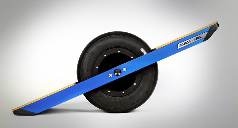 Onewheel: the world's first self-balancing electric skateboard