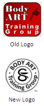 Body Art Training Group Logos