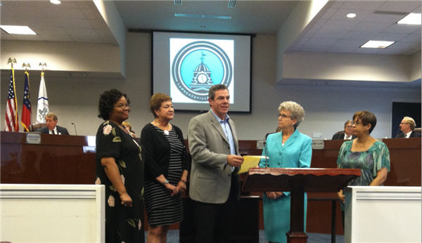 Mayor Proclaims Foster Parent Appreciation Day