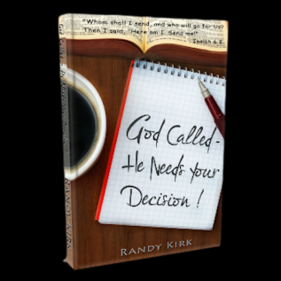 God Called Now on Amazon