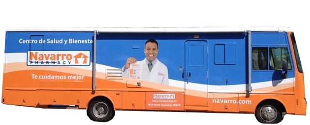 Photo of Navarro Discount Pharmacy's Mobile Health Station