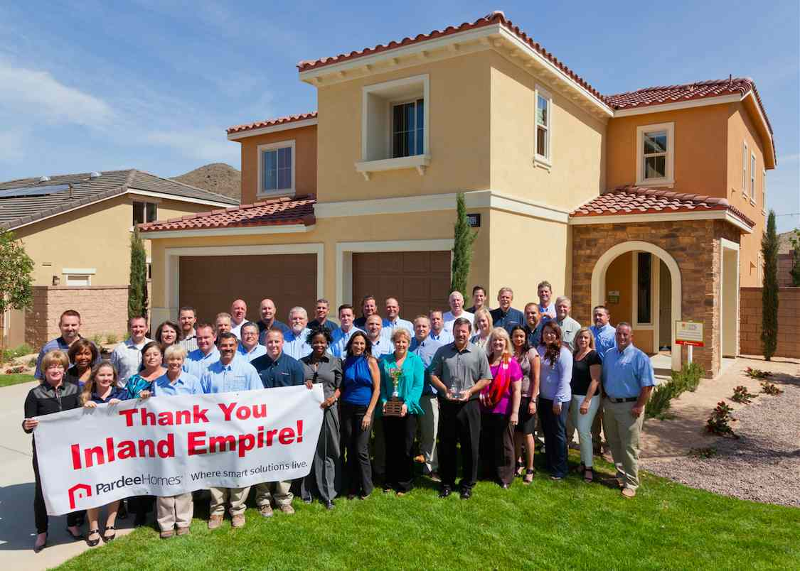 Pardee Homes - Inland Empire California Division