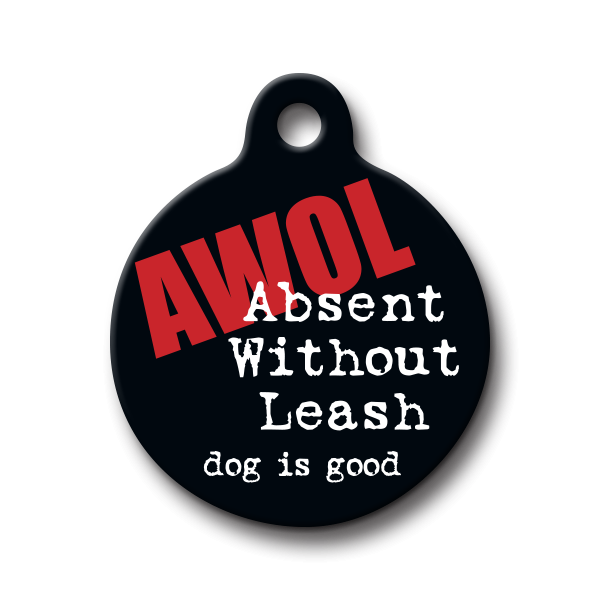 """Absent without Leash"" - DogIsGood.com and PetHub.com - free online profile"