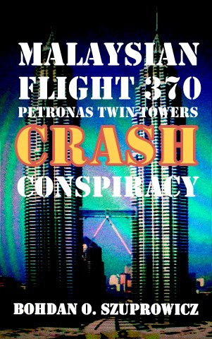 Cover of the E-Book About the Failed Crash into Twin Towers of Kuala Lumpur