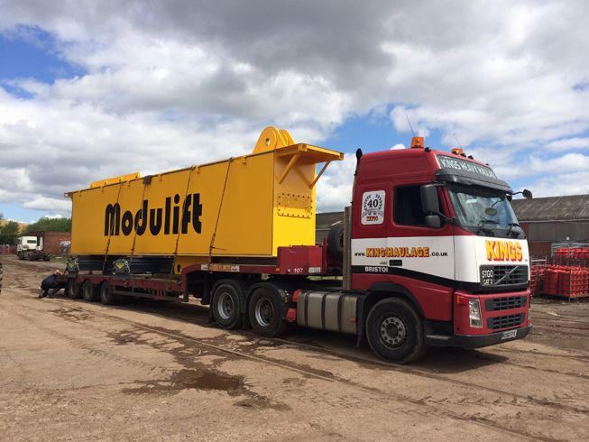 Harland and Wolff - Modulift