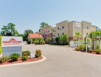 Hawthorn Suites Kingsland GA