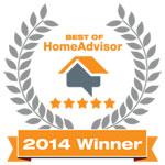 2014 HomeAdvisor award