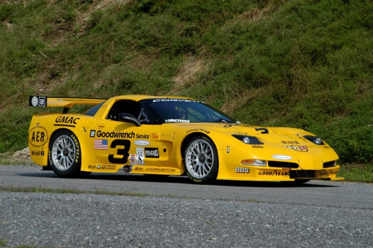 Corvette Racers Coming to Carlisle