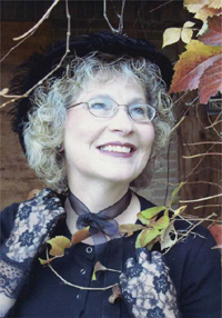 Author Sandra Waggoner