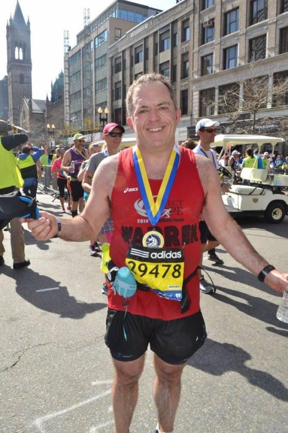 Warren Kirshenbaum Marathon