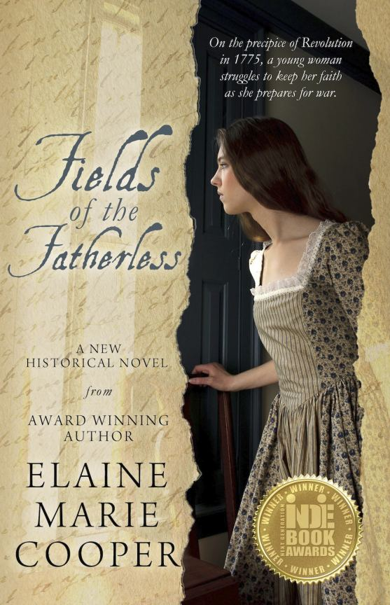 Elaine Cooper's Fields of the Fatherless Wins 2014 Religious Fiction Award