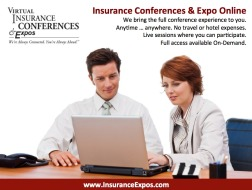 virtual conferences set for long term care insurance association
