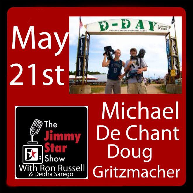 Michael De Chant and Doug Gritzmacher on The Jimmy