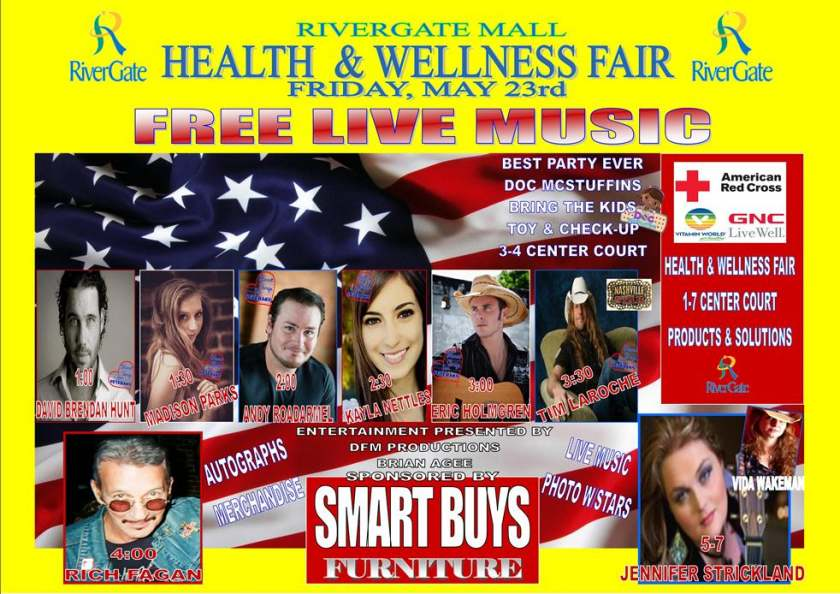 SMART BUYS HEALTH MUSIC MEMORIAL DAY SALE FLYER FR